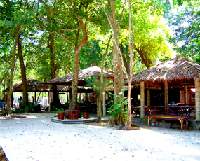 Similan Island National Park Accommodation