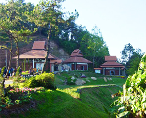 Huai Nam Dang National Park of Thailand Accommodation