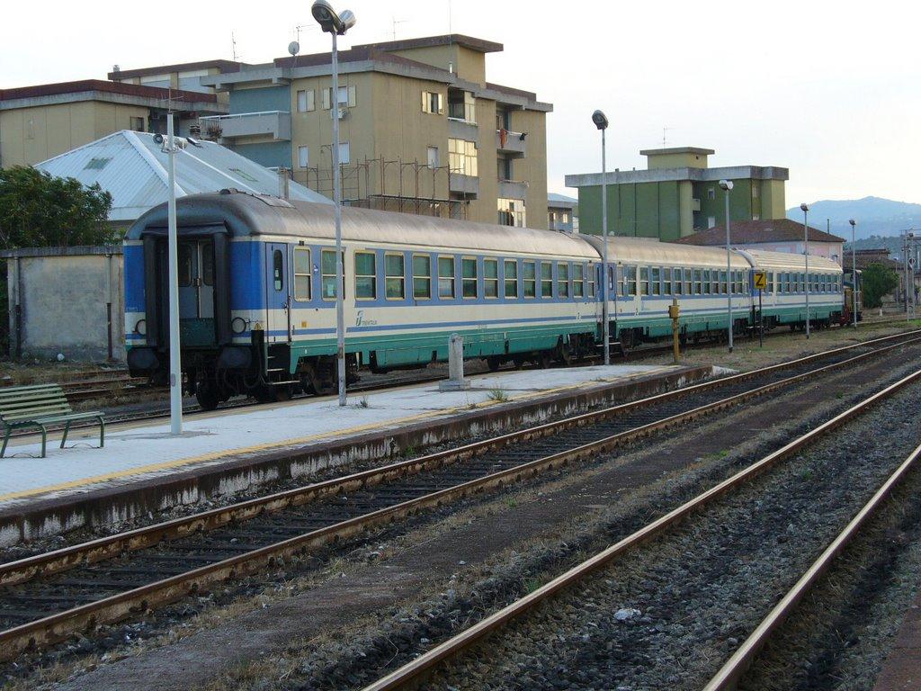 Treno Villa San Giovanni Cosenza