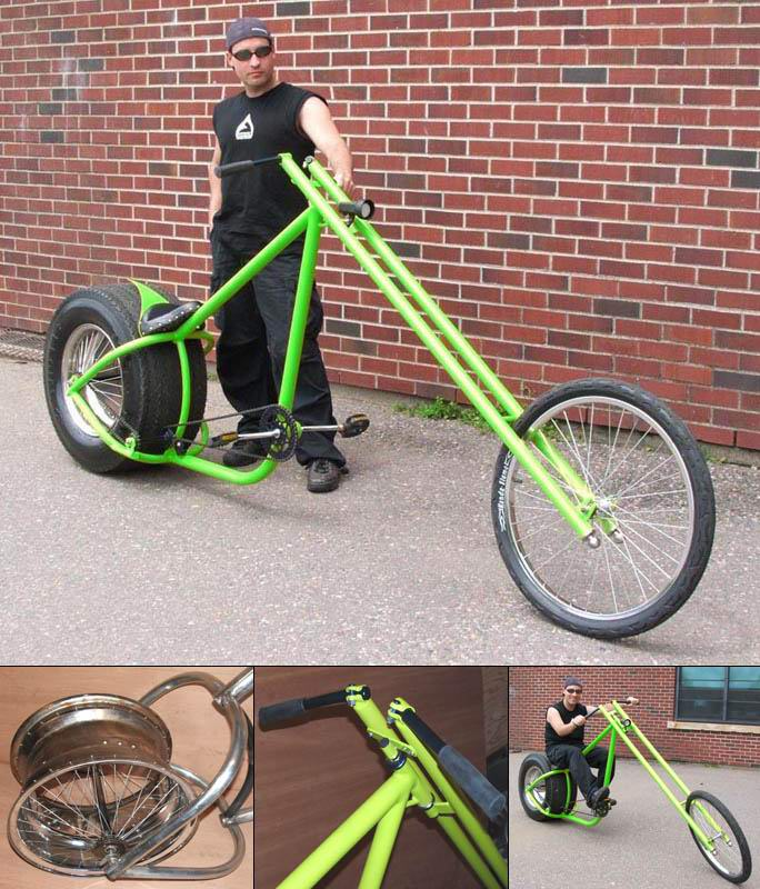 Chopper Bicycles Damn Cool Pictures