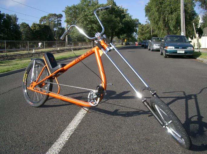 chopper bicycle   DesiBindas