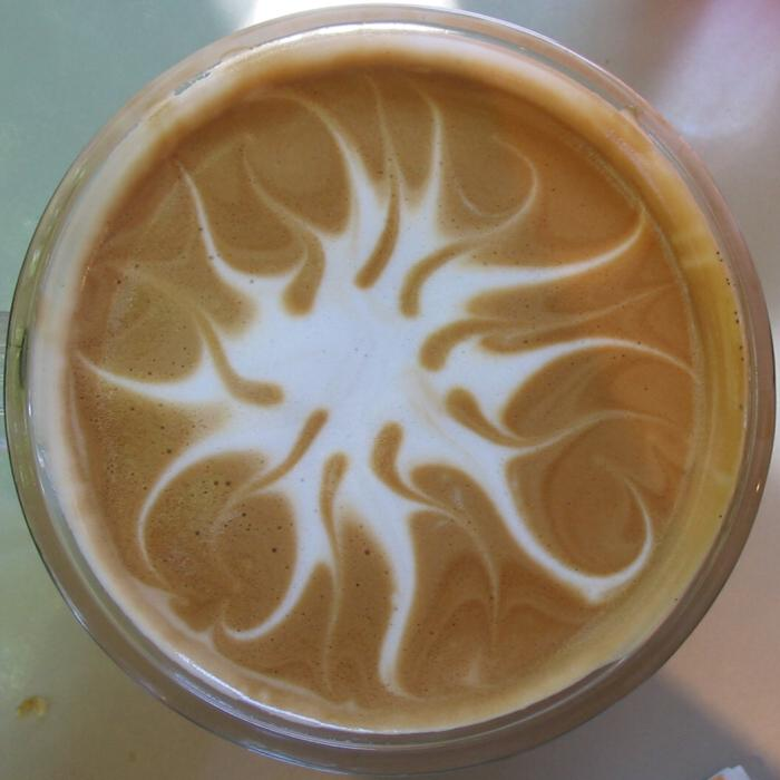 Latte Art Designs : Latte art damn cool pictures