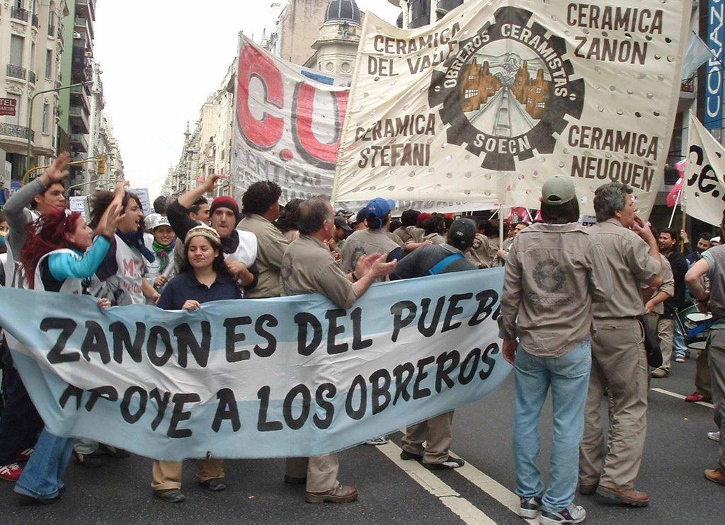 crisis in argentina essay