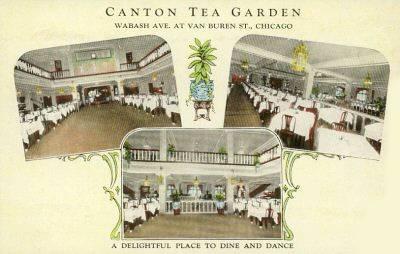 Canton Tea Gardens Dress Code