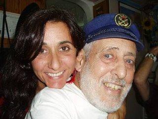 Susana i el seu Tiet Joan, el mariner!!! ;)
