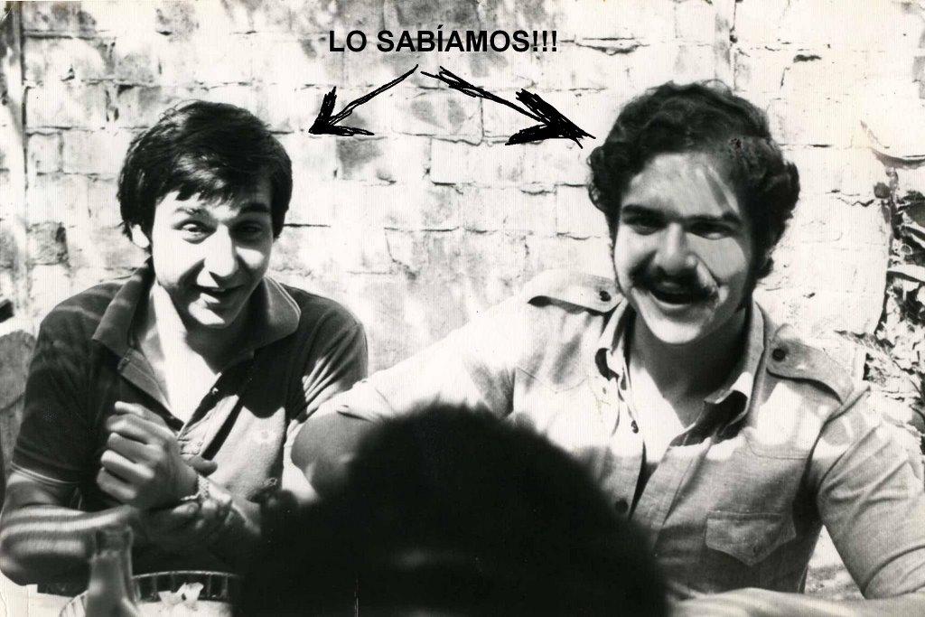 PERON NO LO SABÍA, ISABEL NO LO SABÍA Y YO, CON 18 AÑITOS Sí LO ...
