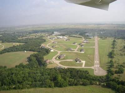 Bourland Airpark
