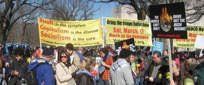 Anti-War Moonbat Convergence Jan 2007