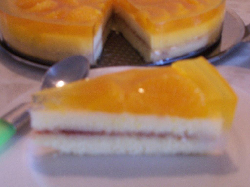 Resep Mandarin Orange Cream Cake Recipe Picture
