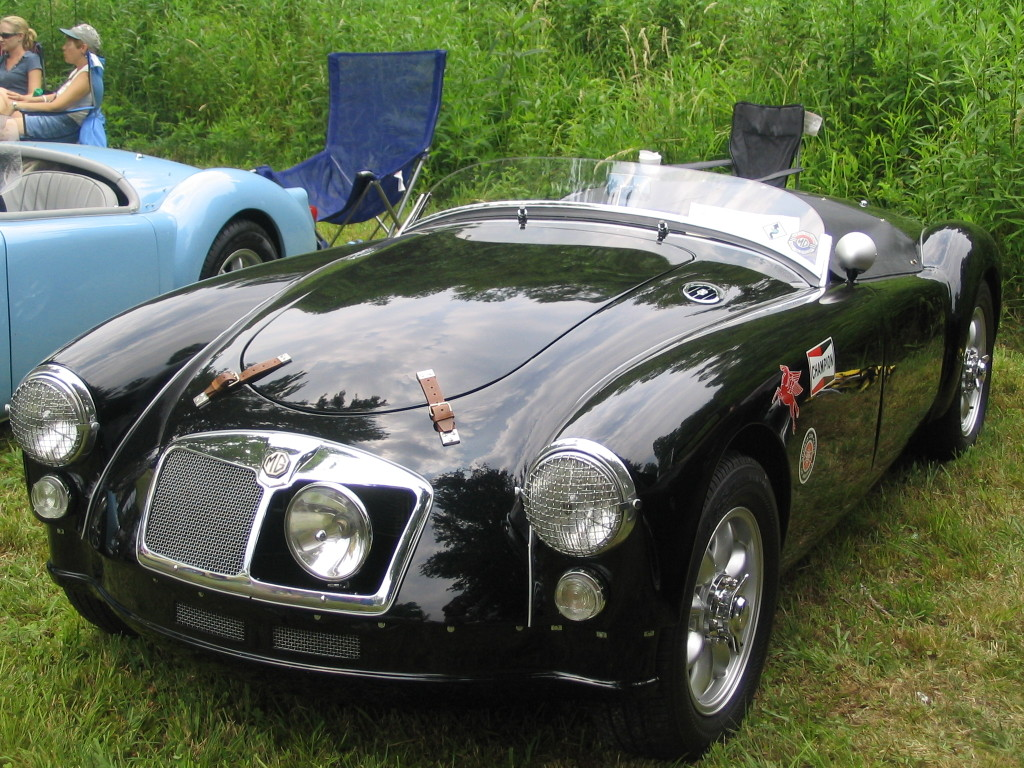 MGA  Vintage Sports Car Review