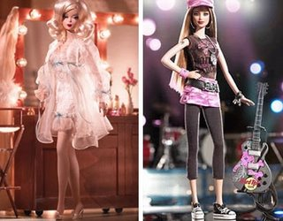 Barbie Dolls in America