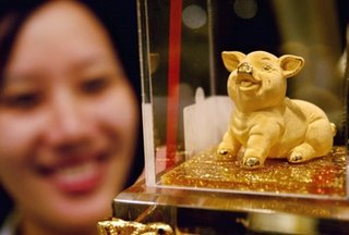 Gold Pig Next Year 2007