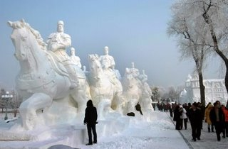 Harbin Snow and Ice 2007 Festival