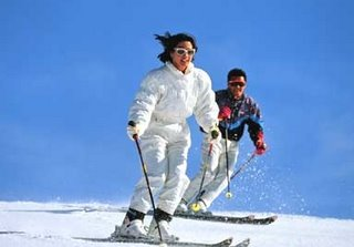 Skiing Enjoy Beijing