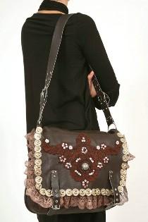 Ma Petite Boutique: Nouveauté MANOUSH hiver 2006 - La besace en cuir