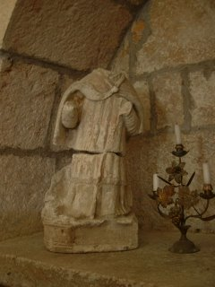 Statue of St Nicolas