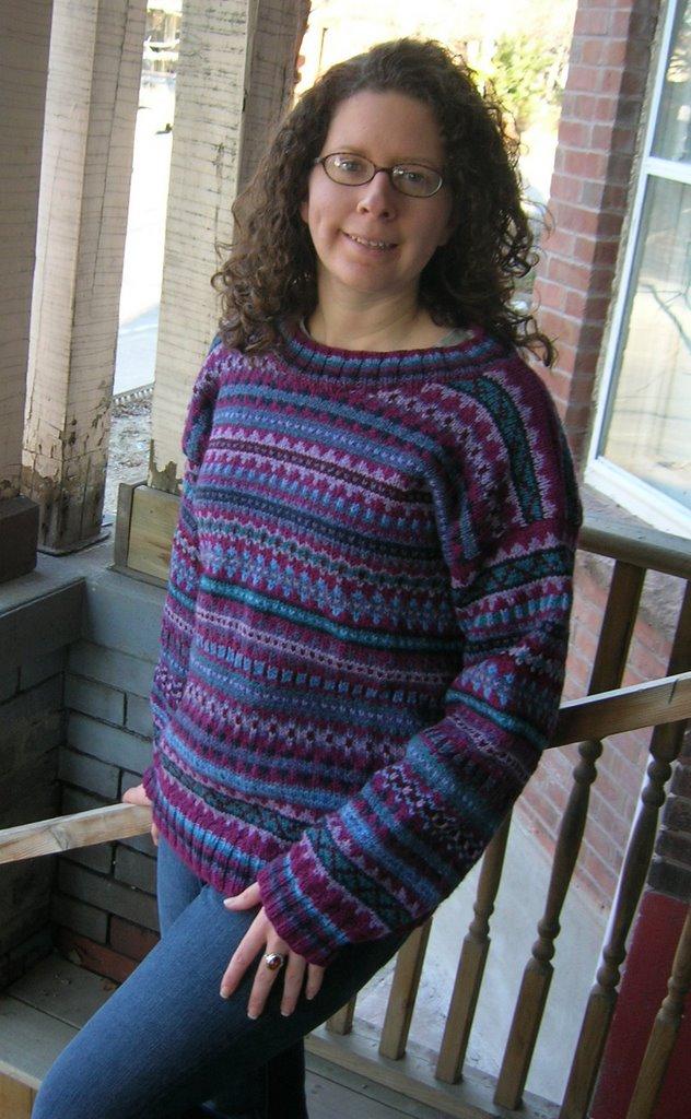 Knitting To Stay Sane : December 2006 Knitting to Stay Sane
