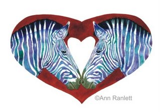 Love is Not Black & White by Ann Ranlett