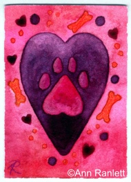 Puppy Love #1 by Ann Ranlett
