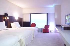 Hilton Tokyo Bay Hotel - Room