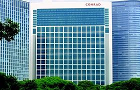 Conrad Tokyo Hotel Japan - Overview