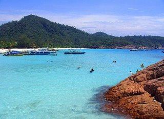Pasir Panjang Beach Malaysia