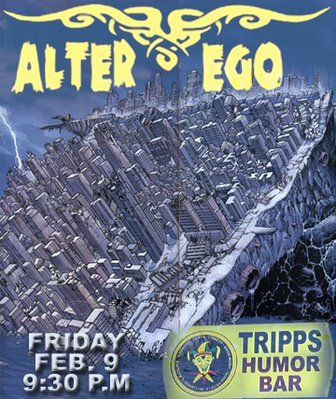 Alter Ego plays Tripps Friday night