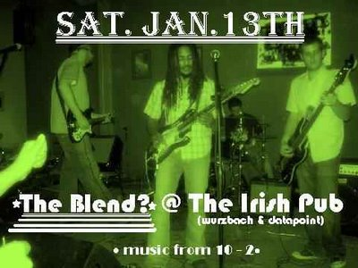 The Blend at The Irish Pub