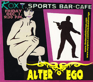 Alter Ego at Roxy Sports Bar