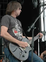 Pat Travers at Jack's Patio Bar San Antonio