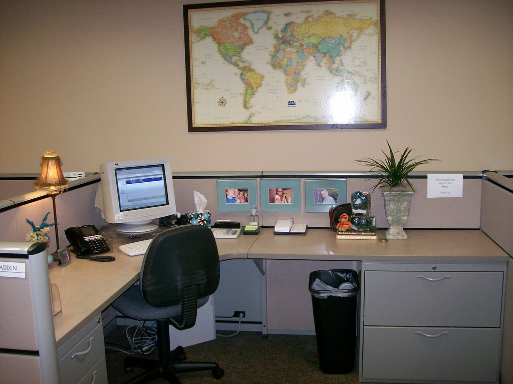 Decorating Office Custom With How to Decorate Your Office at Work Images