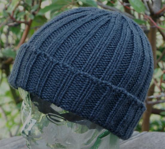Watch Cap Knitting Pattern : K2 P1 rib beanie decreasing - How-to Questions ...
