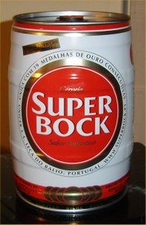 Comprar barril cerveja super bock