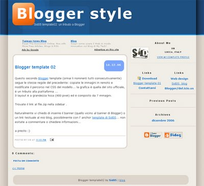 sid05 template02: blogger style