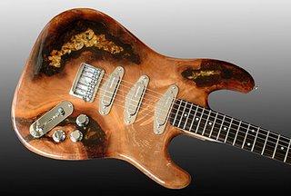 Langcaster Guitar