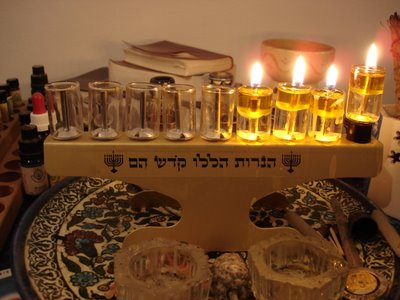 Third night of Hanukkah