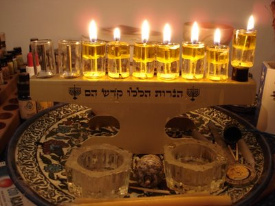 Sixth night of Hanukkah