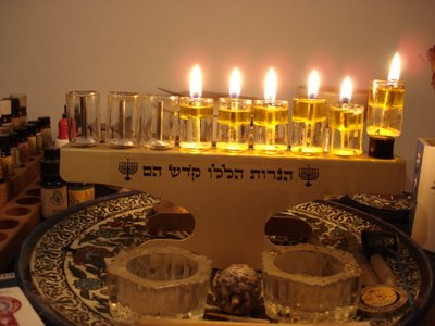 Fifth night of Hanukkah, 5767