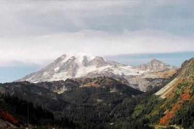 Mt. Rainier, Washington, Sep. 2005