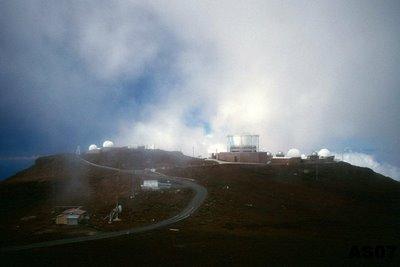 Haleakala Observatories, Maui, Sep. 2003