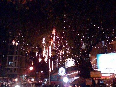 Christmas in Bandra, Mumbai. Belated!