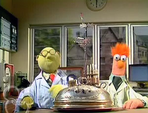 Dumb Looks Still Free: Created at Muppet Labs!