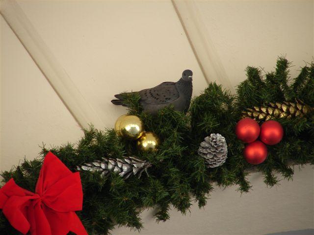 Fotos de arreglos de navidad for Arreglo para puertas de navidad