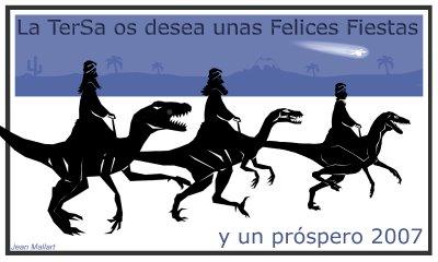 ¡FELICES FIESTAS! - Tertulia Fantástica de Santander