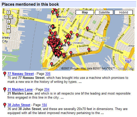 Inside google books books mapped when our automatic techniques determine that there are a good number of quality locations from a book to show you youll find a map on the about this gumiabroncs Choice Image