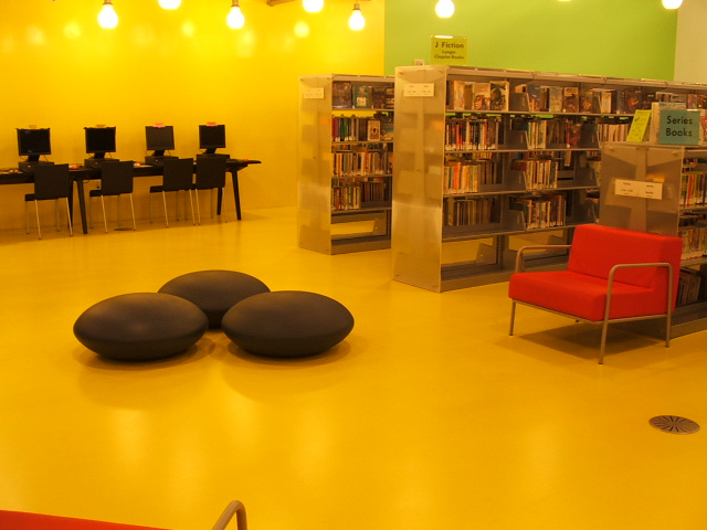 Library Meets Industrial Loft – the Seattle Public Library - The ...