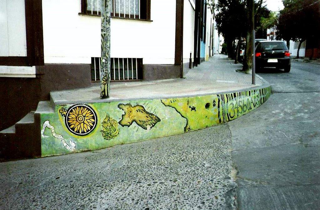 Poes a colorida arte po tica por jorge luis borges for Mural nuestra carne