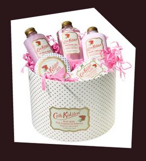 Cath Kidston gift set for sassy and chic women, teen and girls