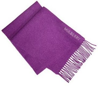 Mulberry Scarf giveaway for fashion sassy and chic women, teen and girls