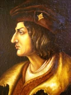 Gonzalo Fernández de Córdoba,pintado por Karmona Luque.